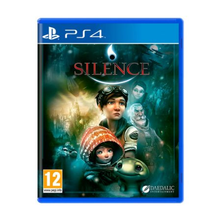 Jogo Silence: The Whispered World 2 - PS4