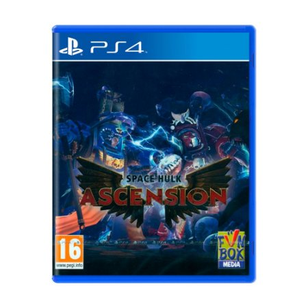Jogo Space Hulk Ascension - PS4