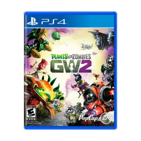 Jogo Plants vs. Zombies: Garden Warfare 2 (GW2) - PS4