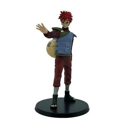 Action Figure Gaara (Standing Character Vol.04) Naruto Shippuden - Chibi Tsume