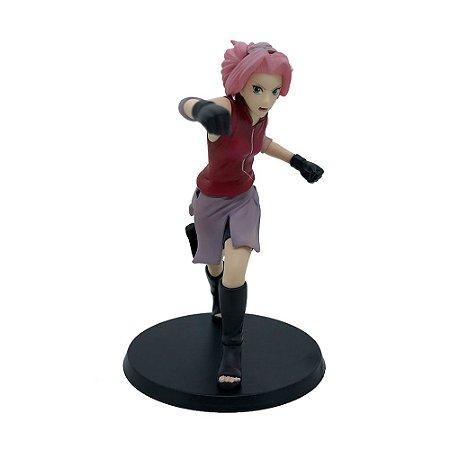 Action Figure Sakura Haruno (Standing Character Vol.03) Naruto Shippuden - Chibi Tsume