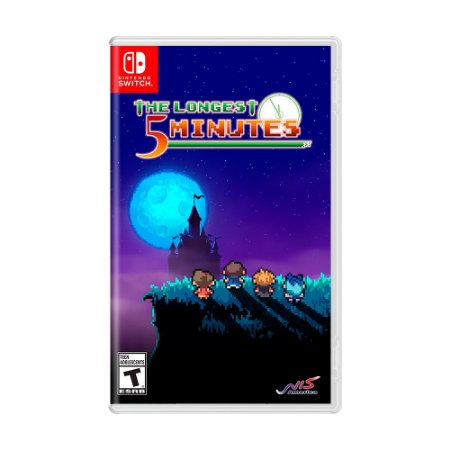 Jogo The Longest Five Minutes - Switch