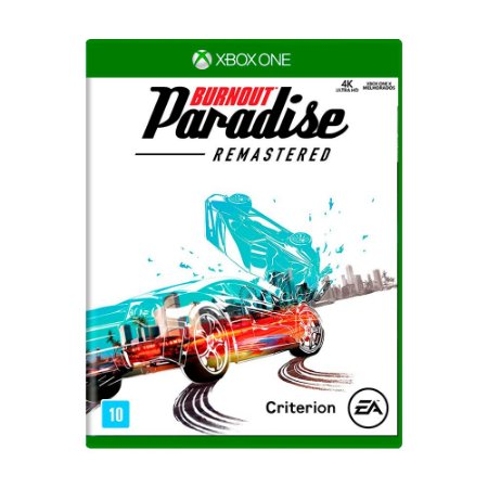 Jogo Burnout Paradise Remastered - Xbox One