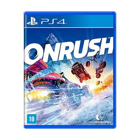Jogo Onrush - PS4