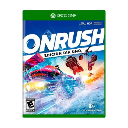 Jogo Onrush (Edición Día Uno) - Xbox One