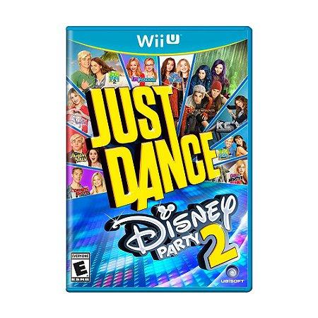 Jogo Just Dance: Disney Party 2 - Wii U