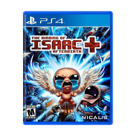 Jogo The Binding of Isaac: Afterbirth + - PS4