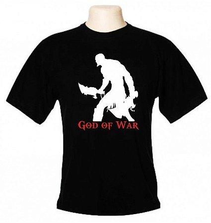 Camiseta Wimza God of War
