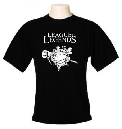 Camiseta Wimza League of Legends