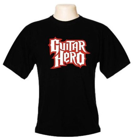 Camiseta Wimza Guitar Hero