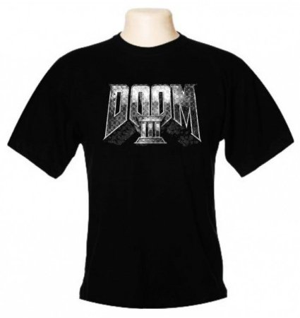 Camiseta Wimza DOOM 3