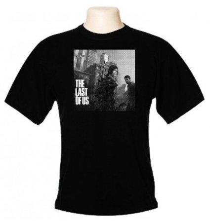 Camiseta Wimza The Last of Us