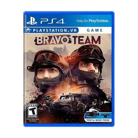 Jogo Bravo Team - PS4 VR
