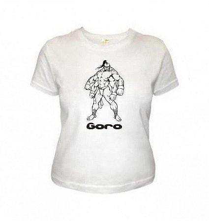 Camiseta Wimza Goro - Mortal Kombat