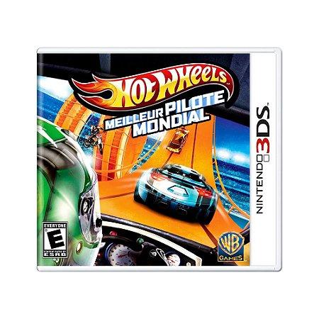 Jogo Hot Wheels: World's Best Driver - 3DS