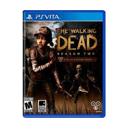 Jogo The Walking Dead: Season Two - PS Vita