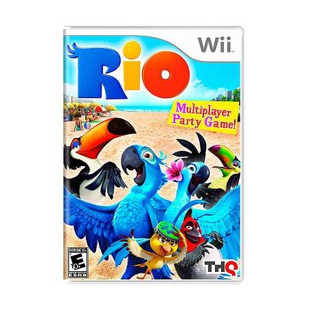 Jogo Rio - Wii