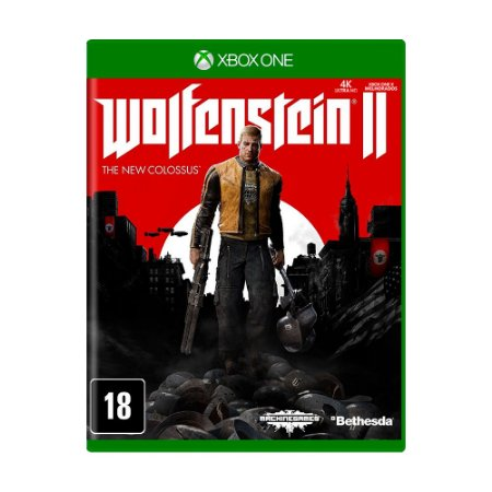 Jogo Wolfenstein II: The New Colossus - Xbox One
