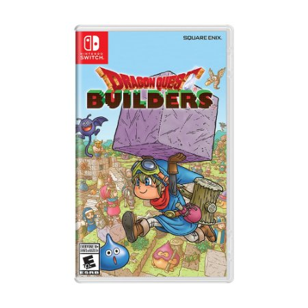 Jogo Dragon Quest: Builders - Switch