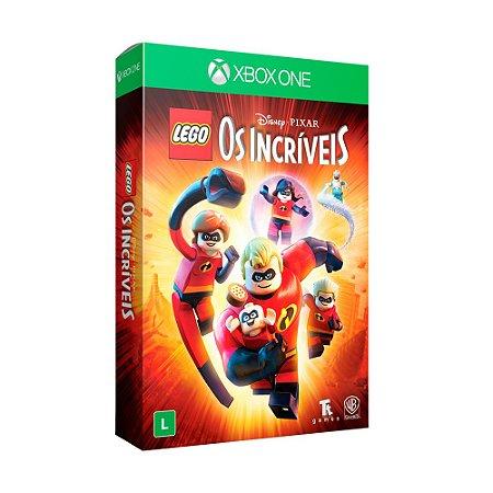 Jogo LEGO Disney•Pixar Os Incríveis (Edição Especial) - Xbox One