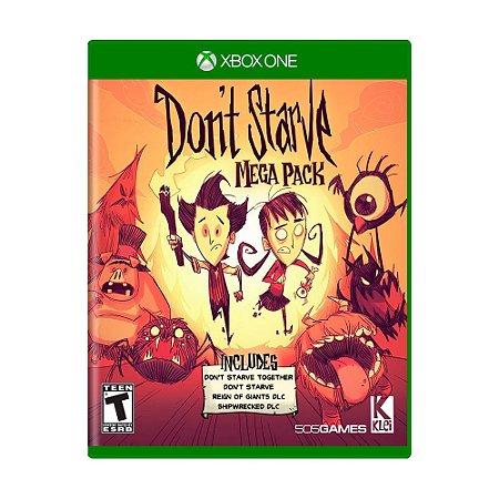 Jogo Don't Starve (Mega Pack) - Xbox One