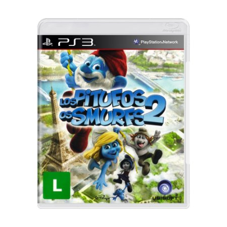 Jogo Os Smurfs 2 - PS3