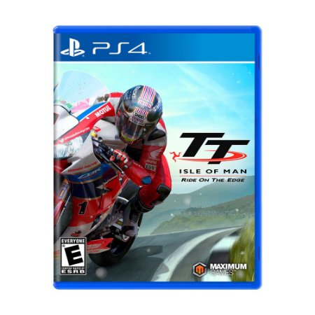 Jogo TT Isle of Man: Ride On The Edge - PS4
