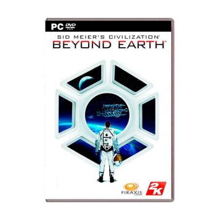 Jogo Sid Meier's Civilization: Beyond Earth (Mídia digital) - PC