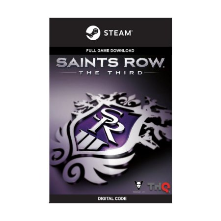 Jogo Saints Row: The Third (Mídia Digital) - PC