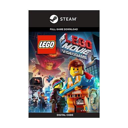 Jogo The LEGO Movie Videogame (Mídia Digital) - PC