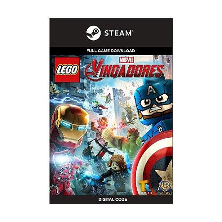 Jogo LEGO Marvel Vingadores (Mídia Digital) - PC