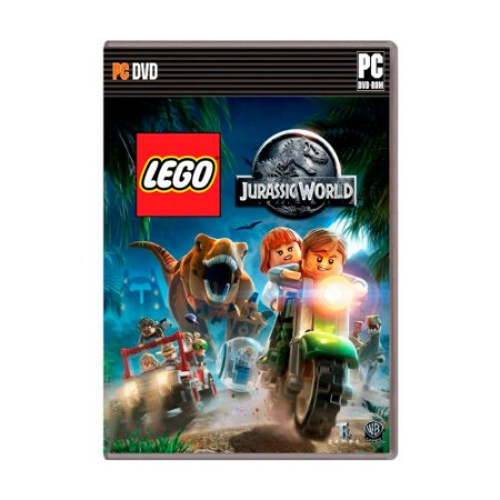 Jogo LEGO Jurassic World (Mídia digital) - PC