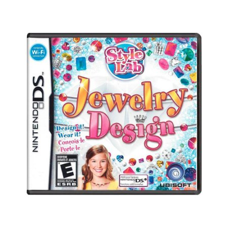 Jogo Style Lab Jewelry Design - DS