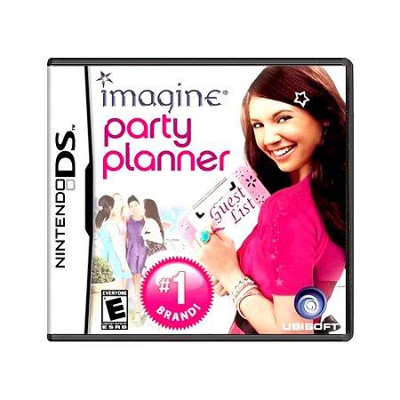 Jogo Imagine: Party Planner - DS
