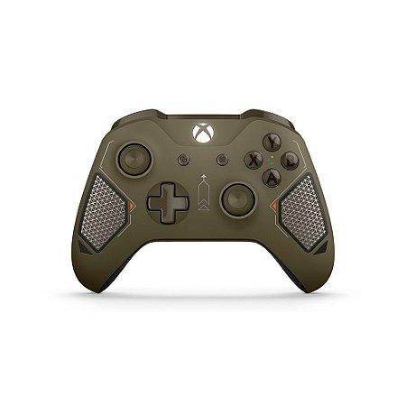 Controle Microsoft Combat Tech - Xbox One S