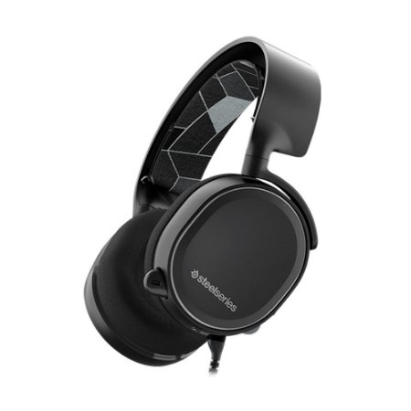 Headset Gamer SteelSeries Arctis 3 (Console Edition) - Xbox one, PS4 e Switch