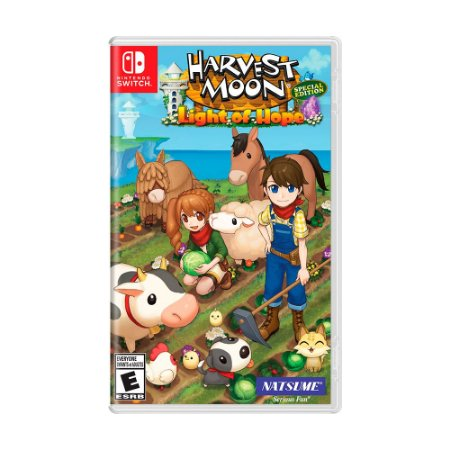 Jogo Harvest Moon: Light of Hope (Special Edition) - Switch