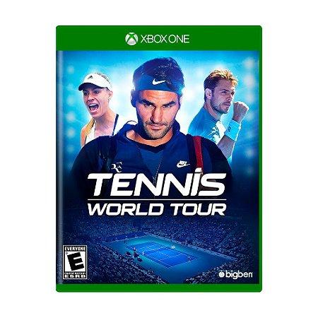 Jogo Tennis World Tour - Xbox One