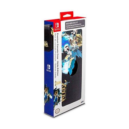 Case Protetora Premium Pdp (Zelda Edition) - Switch