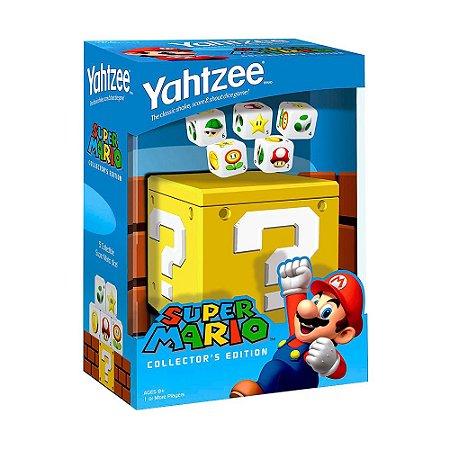 Super Mario Yahtzee (Collector's Edition) - USAopoly