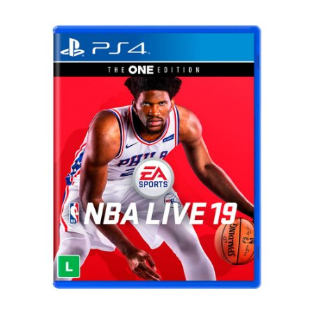 Pr venda nba live 19 edio the one ps4 shopb 9 anos jogo nba live 19 edio the one ps4 stopboris Choice Image