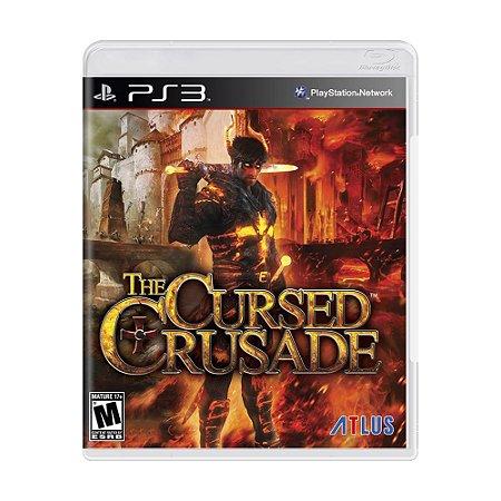Jogo The Cursed Crusade - PS3