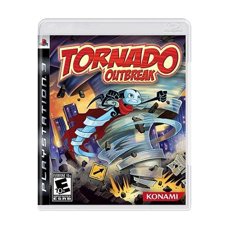 Jogo Tornado Outbreak - PS3