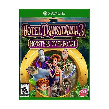 Jogo Hotel Transylvania 3: Monsters Overboard - Xbox One