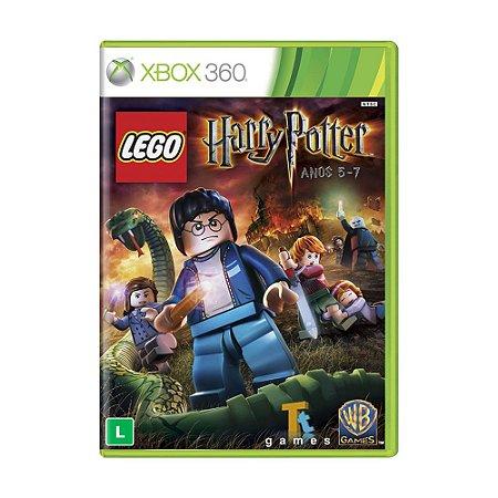 Jogo LEGO Harry Potter: Anos 5-7 - Xbox 360