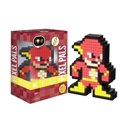 Luminária Pixel Pals The Flash 027 DC - PDP