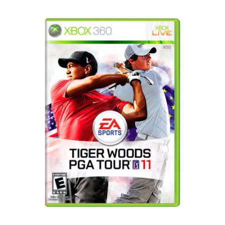 Jogo Tiger Woods PGA Tour 11 - Xbox 360