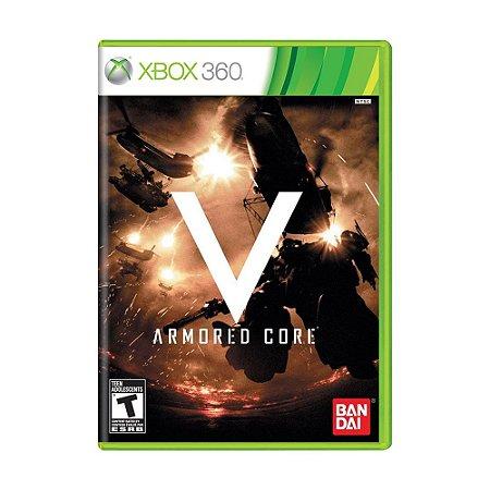 Jogo Armored Core V - Xbox 360