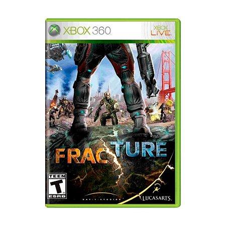 Jogo Fracture - Xbox 360