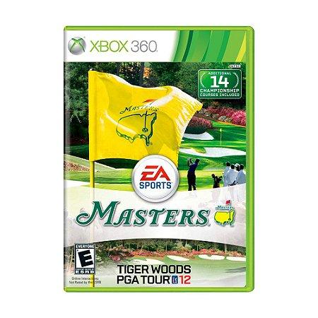 Jogo Tiger Woods PGA Tour 12 - Xbox 360